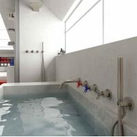Bongio Acquacarica Смеситель для ванны