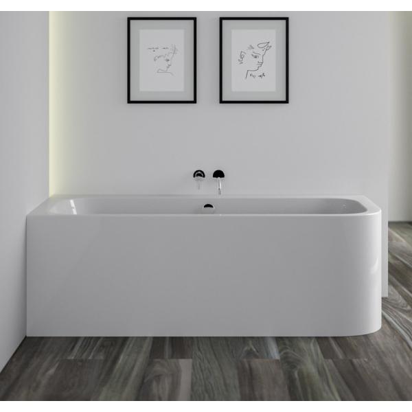 Knief  Pure L -ванна угловая180*80