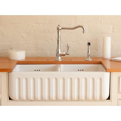 Nicolazzi Cucina Classica смеситель для кухни на раковину с душем 3450WSTB