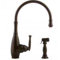 Graff DUXBURY Смеситель для кухни Olive Bronze E-4805