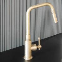 Nicolazzi PULL-DOWN смеситель для кухни на раковину с душем 3431OG