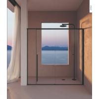 2B box 3 MILA  душевая перегородка с дверью  в нишу 180 см