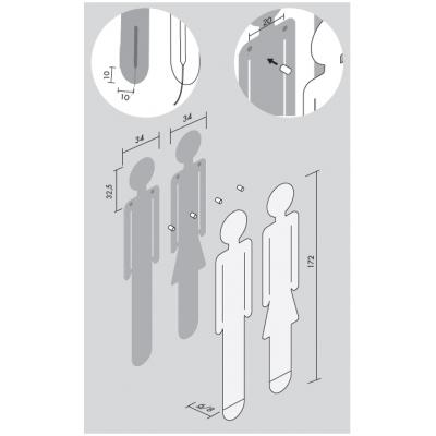 Antrax Oreste & Emma полотенцесушитель  элетрический