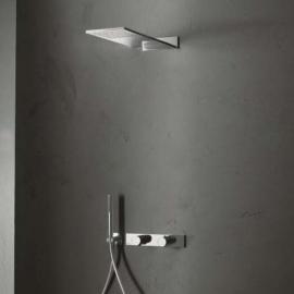 Fantini Milano Лейка верхнего душа настенная 8036B+86 00 8036A цвет хром