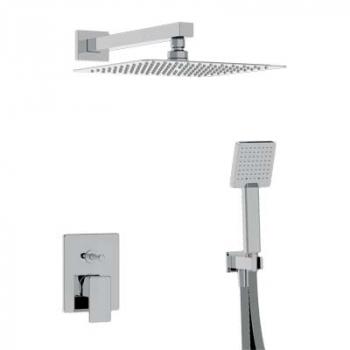 LaTorre Profili Смеситель для ванной с душевым комплектом 88045