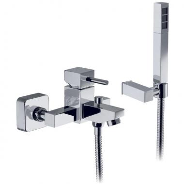 Nicolazzi Antelao Смеситель для ванны настенный 3801CR