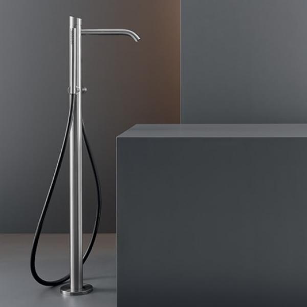 CeaDesign Ziqq смеситель для ванны напольный Ziq51