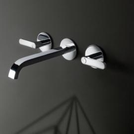 Fantini Icona Deco Смеситель для раковины настенный R110B цвет хром