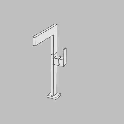 Geda Hito Cinquantuno Смеситель для раковины на изделие H5T3 отделка медь