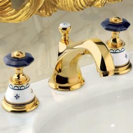 Nicolazzi Teide Chic смеситель для раковины на изделие 1908GB15C цвет золото