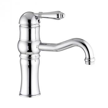 Nicolazzi Traditional-single-lever Смеситель для ванны с душем настенный  3401CR75