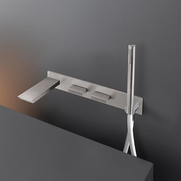 CeaDesign Bar смеситель для ванны настенный Bar34