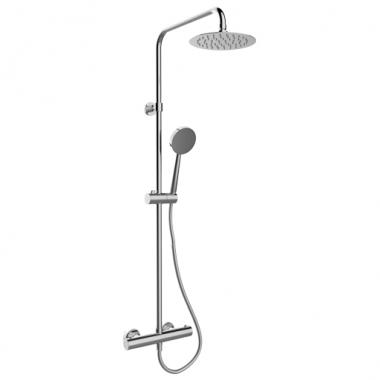 Graff Aqua-Sense Термостатический душевой комплект настенный 5142800