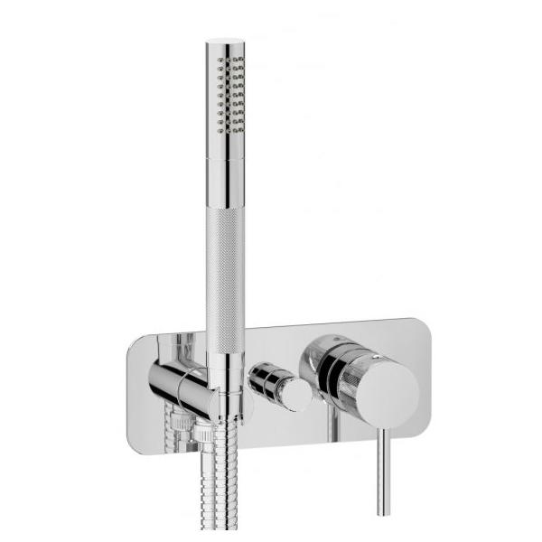 IB Rubinetterie Industria Смеситель для ванны настенный ID313