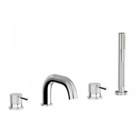 IB Rubinetterie Industria Смеситель для ванны на 4 отверстия ID396