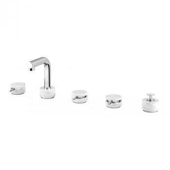 IB Rubinetterie Marmo L Смеситель для ванны на 5 отверстий MM396_1