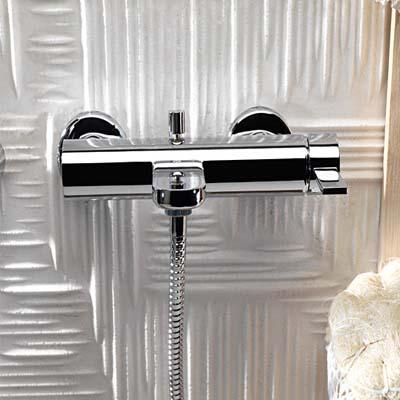 LaTorre Taya Смеситель для ванны настенный 40020 S