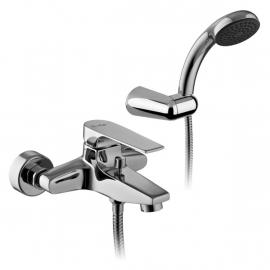 Nicolazzi Jungfrau Смеситель для ванны с душем настенный 3101CR64