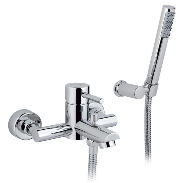 Nicolazzi Olympus Смеситель для ванны с душем настенный 3701