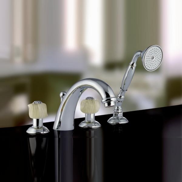 Nicolazzi Onice смеситель для ванны 2104CR09O