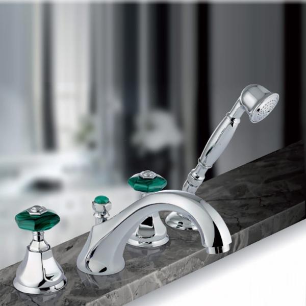 Nicolazzi Teide Chic смеситель для ванны с душем на изделие 1904CR15C