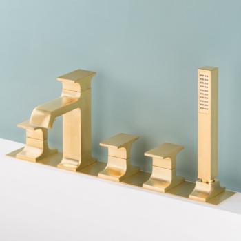 Ritmonio Type-face смеситель для ванны на изделие M0BA3435