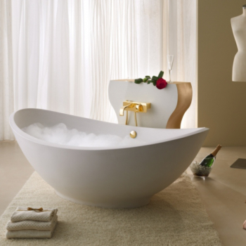 Ritmonio Nastro смеситель для ванны настенный U0BA8030