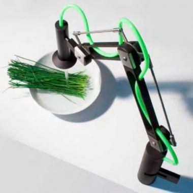 Bongio Kitсhen Смеситель для кухни на раковину с LED подсветкой SW580