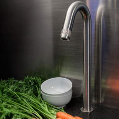 Bongio Kitсhen Смеситель для кухни на раковину 70580-АС