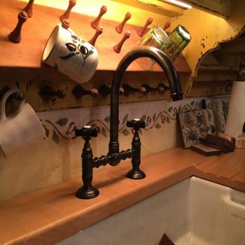 Nicolazzi Cucina Classica смеситель  для кухни на раковину 1460FVR78
