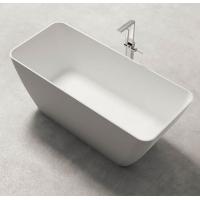BluBlue Bahia ванна из искусственного камня отдельностоящая 159х70,5 см