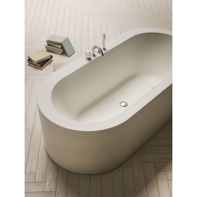 BluBlue OneWeek акриловая ванна отдельностоящая длина от 184 до 194 см