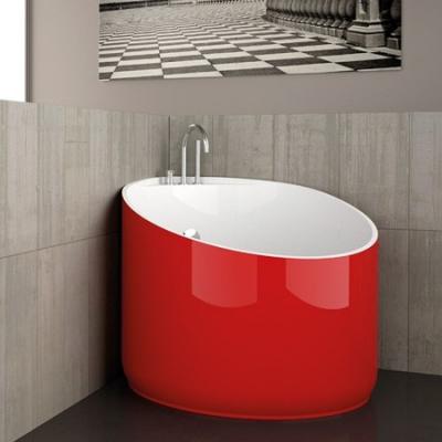 Glass Design Mini акриловая ванна 114x95 см