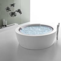 Hafro Bolla infinity  акриловая ванна отдельностоящая диаметр 190 см.  2BOA2N2