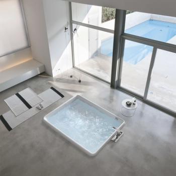 Hafro Bolla R акриловая ванна встраиваемая 162х112 см