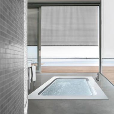 Hafro Bolla R infinity акриловая ванна встраиваемая 200х150 см