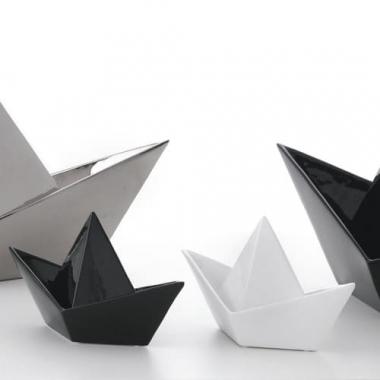 Adriani E Rossi Ceramic Boat декор Q238X49