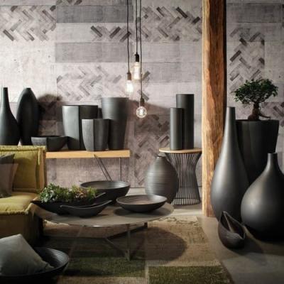Adriani E Rossi Sonia vase African dream series ваза Q60/5X162