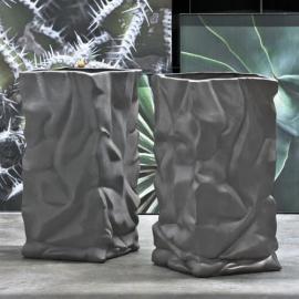 Adriani E Rossi Stropiccio cemento ваза Q415X182