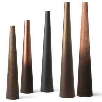 Adriani E Rossi Vulcano vase ваза Q342/56X64
