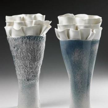 Fos Ceramiche Anthozoa ваза AV-12W