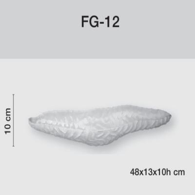 Fos Ceramiche Fossilia ваза FG-12W