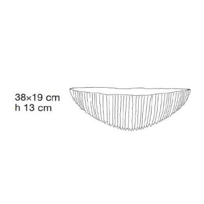 Fos Ceramiche Novalis ваза C6-06A