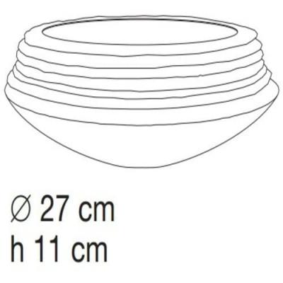Fos Ceramiche Novalis ваза C3-06A