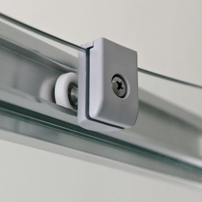 Samo Cee Art B0952 душевая кабина 90*90 см. стекло прозрачное, профиль хром
