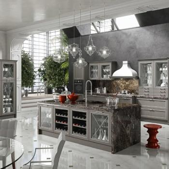 Aran Magistra кухня