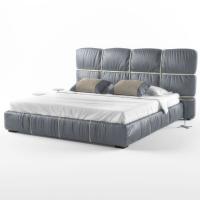 Gamma Crossover Night двуспальная кровать