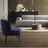 Fiandre Marmi Maximum Glam Bronze керамогранитная плитка для пола и стен