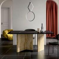 Fiandre Marmi Maximum Sahara Noir керамогранитная плитка для пола и стен