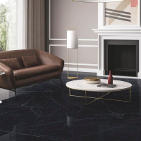 Fiandre Marmi Maximum Dark Marquina керамогранитная плитка для пола и стен